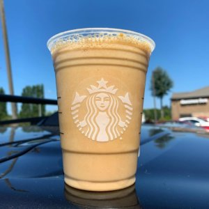 Cafe Vanilla 'Frappuccino'