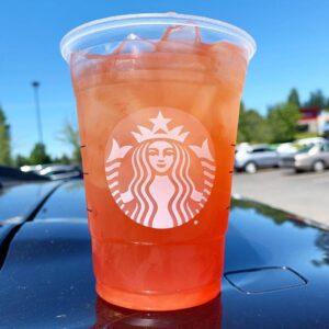 Guava White Tea Lemonade