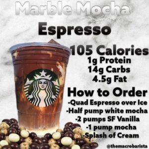 Marble Mocha Espresso